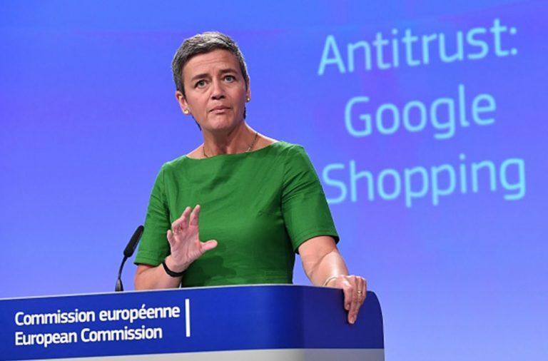Google'a AB'den büyük ceza