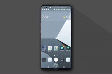 LG V30 Konsept Tasarımlarından biri