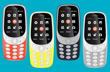 nokia 3310 renk seçenekleri